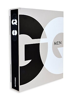 GQ Men Book