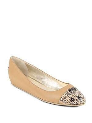 Almond Toe Ballet Flats