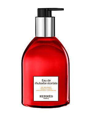 Eau de Rubarbe Écarlate Hand & Body Cleansing Gel/10 oz.