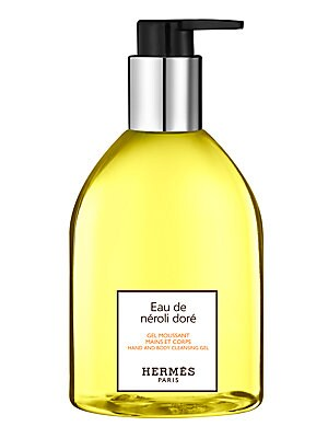 Eau de néroili doré Hand & Body Cleansing Gel/10 oz.