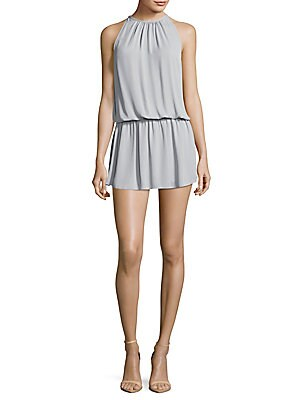 Halterneck Sleeveless Dress