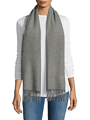 Cheap & Chic Solid Wool Scarf