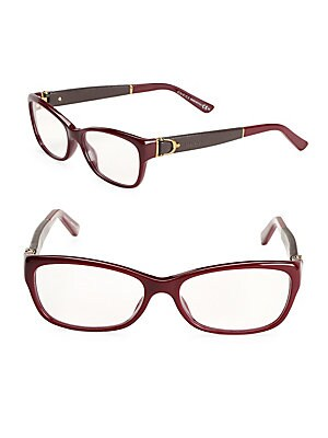 gucci female 50mm optical glasses