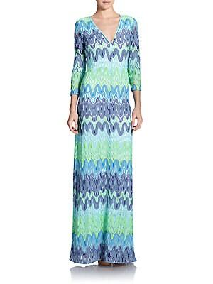 Lamora Maxi Dress