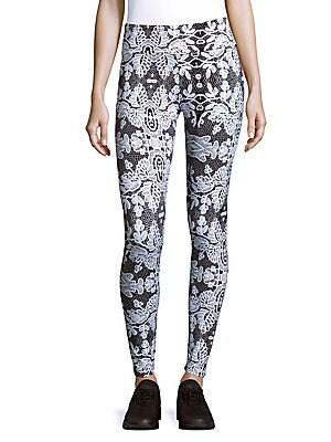 Pantaloni leggings de damă PEONY