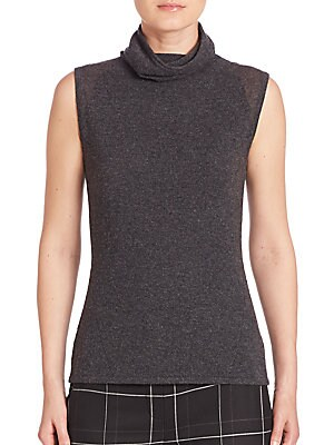 Yadi Cashmere Turtleneck Sweater