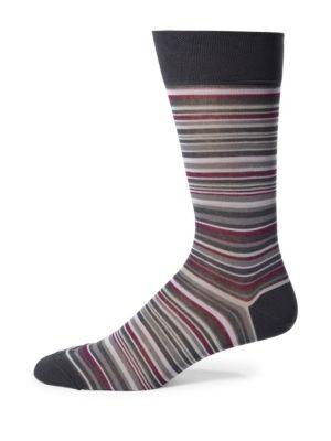 Sorrento Striped Socks Marcoliani