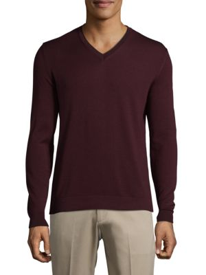 Scollo Wish V-Neck Sweater Loro Piana