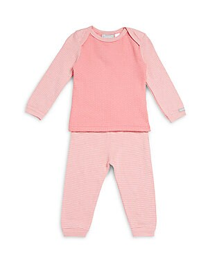 Baby's Two-Piece Cotton Set