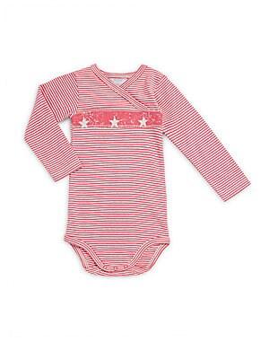 Baby's Printed Cotton-Blend Bodysuit