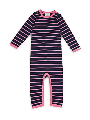 Baby's Striped Romper