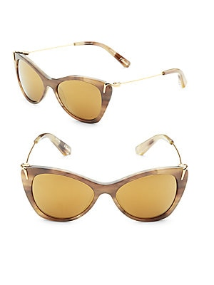 52MM Butterfly Sunglasses