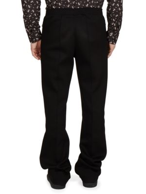 GIVENCHY Technical Jersey Jogger Pants in Black