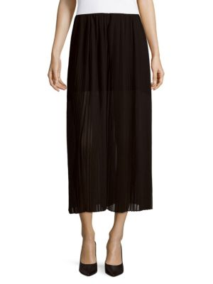 Under The Light Pleated Pants