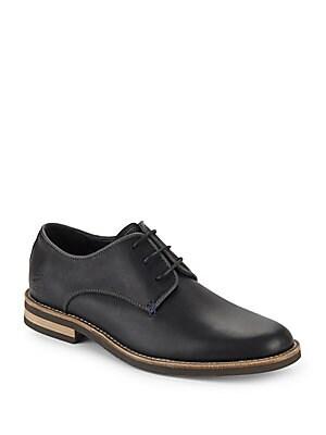 Ashton Leather Derby Shoes