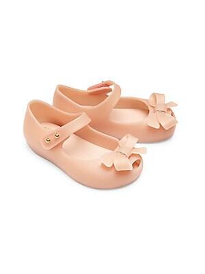 Baby's & Toddler's Ultragirl Sweet Bow II Flats