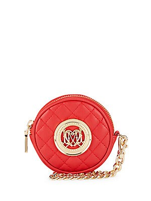 Borsa Nappa Quilted Wristlet