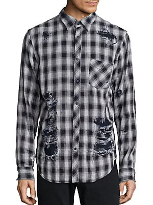 Weston Instinct Checked Shirt