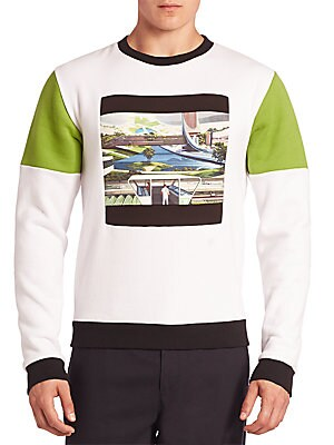Space Agriculture Sweatshirt