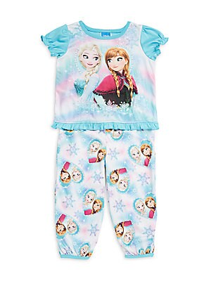 Baby's Two-Piece Frozen Pajama Set