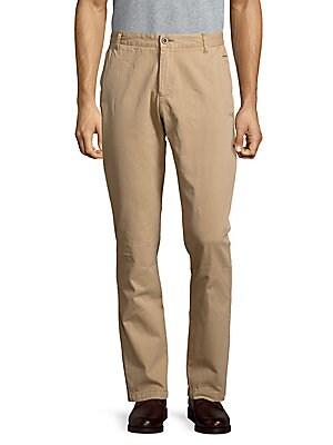Avalon Cotton Chino Pants
