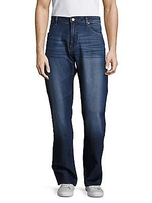 Nick Slim-Fit Five-Pocket Jeans