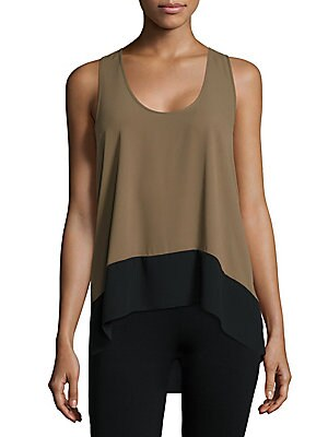 Allison Woven Sleeveless Top