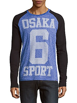 Osaka Printed Sport Tee