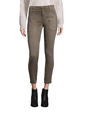 The Station Agent Utility Skinny Jeans