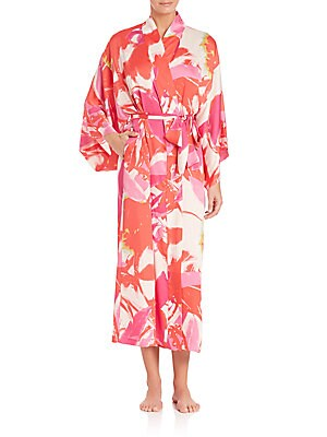 Lucent Palms Robe