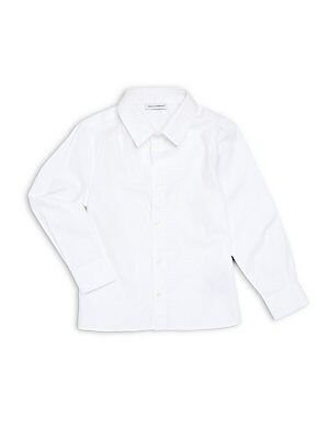 Little Boy's & Boy's Cotton Dress Shirt