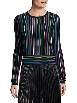 Arisha Striped Sweater