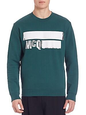 Clean Crewneck Sweatshirt