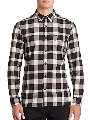 Lewisham Plaid Shirt