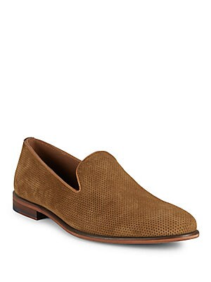 Taslyn Suede Slip-On Shoes