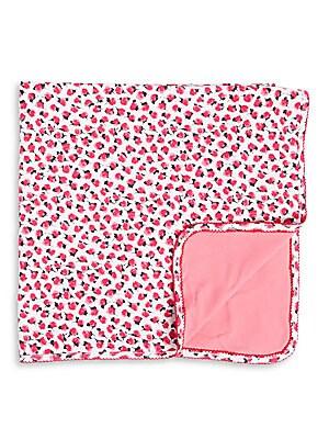 Baby's Rose Blanket