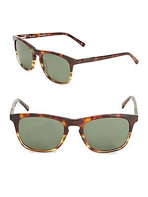 56MM Tortoiseshell Sunglasses
