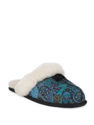 SCUFFETTE LIBERTY BACKLESS SLIPPERS