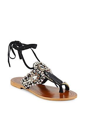 Betsy Embellished Sandals