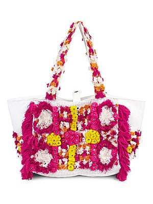 Cabas Cotton Handbag