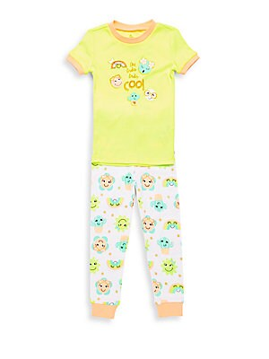 Little Girl's & Girl's Cool Pajama Set