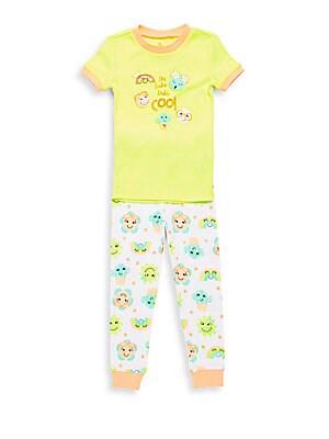 Little Girl's & Girl's Cool Pajama Set
