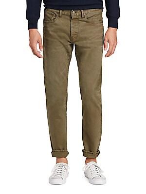 Varick Slim-Straight Stretch Jeans