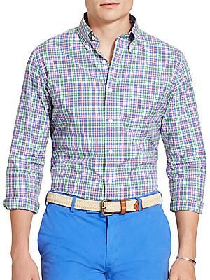 Cotton Poplin Sportshirt