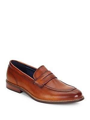 Blazed Slip-On Penny Loafers