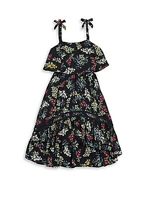 Click here for Girls Allison Printed Dress prices
