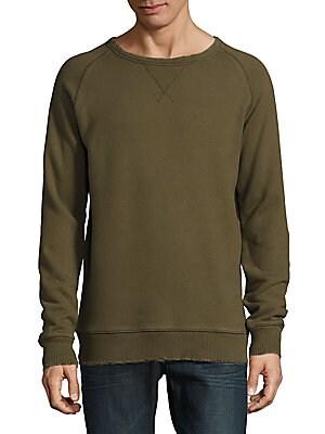 Grip Roundneck Solid Sweatshirt
