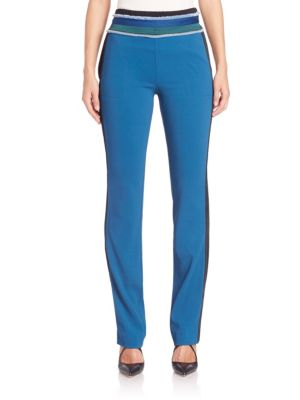 Straight-Fit Jogger Pants