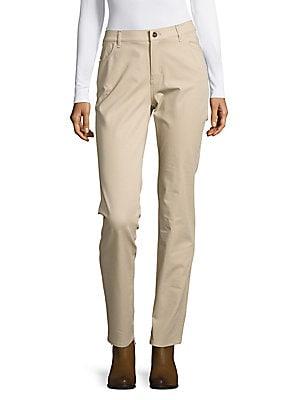 Pantaloni de damă LAFAYETTE 148 NEW YORK Blend
