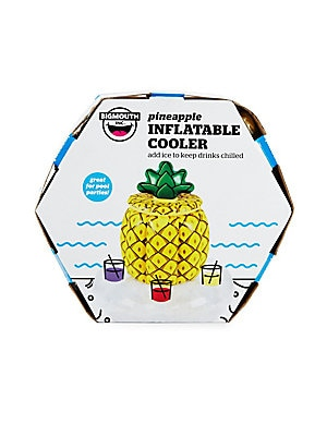 Pineapple Inflatable Cooler
